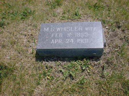 WHISLER, MARIA - Fremont County, Iowa | MARIA WHISLER