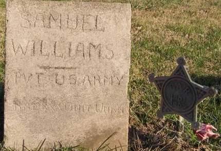 WILLIAMS, SAMUEL - Fremont County, Iowa | SAMUEL WILLIAMS