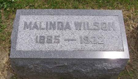 POPLIN WILSON, MALINDA - Fremont County, Iowa | MALINDA POPLIN WILSON