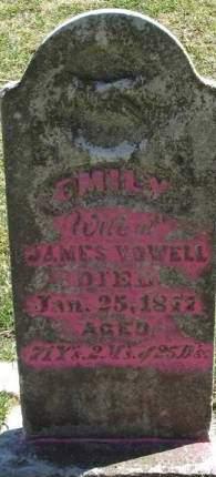 WILLIAMS YOWELL, EMILY - Fremont County, Iowa | EMILY WILLIAMS YOWELL