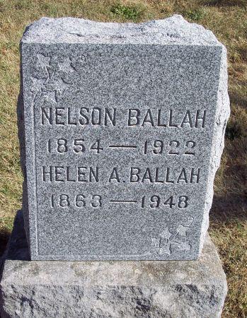 BALLAH, NELSON - Greene County, Iowa | NELSON BALLAH