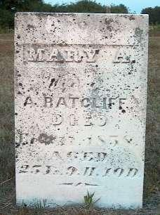 RATCLIFF, MARY A. - Greene County, Iowa | MARY A. RATCLIFF