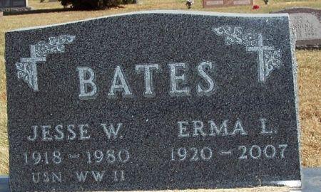 BATES, ERMA L - Greene County, Iowa | ERMA L BATES