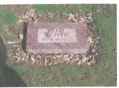 BEATTIE, PEARL - Greene County, Iowa | PEARL BEATTIE