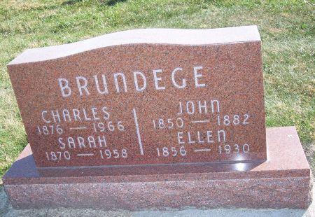 BRUNDEGE, SARAH - Greene County, Iowa | SARAH BRUNDEGE