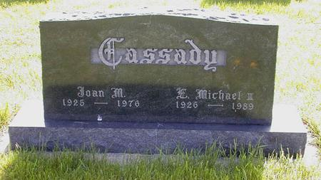 CASSADY, JOAN - Greene County, Iowa | JOAN CASSADY