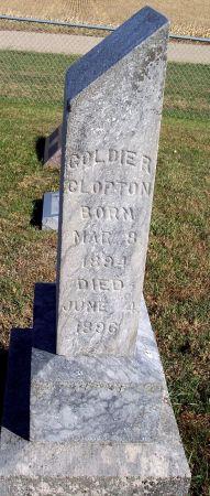 CLOPTON, GOLDIE R - Greene County, Iowa | GOLDIE R CLOPTON