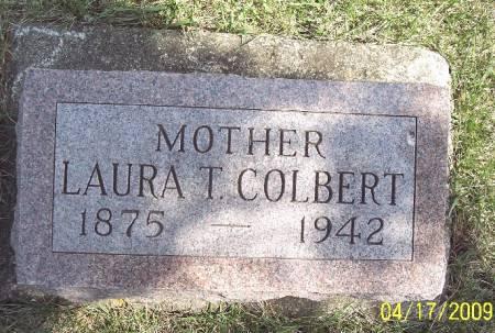 TAYLOR COLBERT, LAURA T - Greene County, Iowa   LAURA T TAYLOR COLBERT