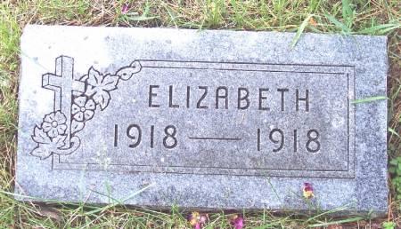 CUSTER, ELIZABETH - Greene County, Iowa | ELIZABETH CUSTER