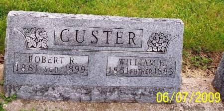 CUSTER, ROBERT R - Greene County, Iowa | ROBERT R CUSTER