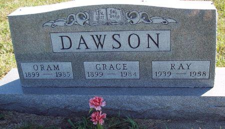 SCHILLING DAWSON, GRACE L - Greene County, Iowa   GRACE L SCHILLING DAWSON