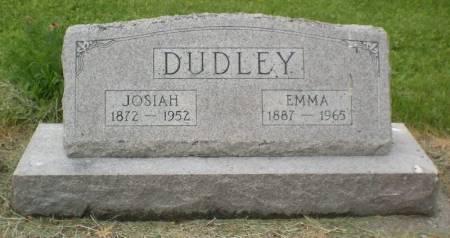 DUDLEY, EMMA - Greene County, Iowa | EMMA DUDLEY