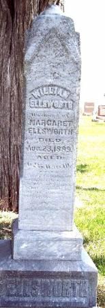 ELLSWORTH, WILLIAM - Greene County, Iowa   WILLIAM ELLSWORTH