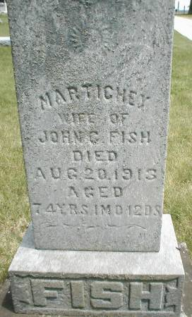 FISH, MARTICHEX - Greene County, Iowa | MARTICHEX FISH