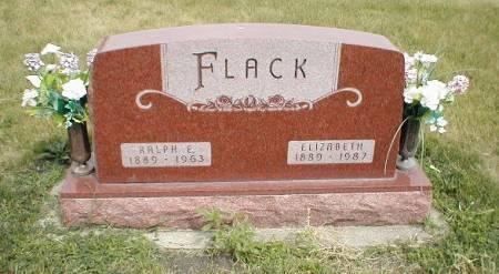 FLACK, RALPH EDWARD - Greene County, Iowa | RALPH EDWARD FLACK