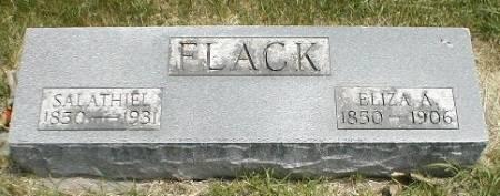 FLACK, ELIZA ANEE - Greene County, Iowa | ELIZA ANEE FLACK