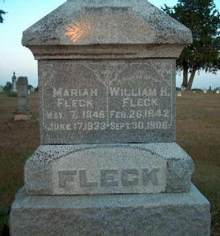 FLECK, MARIAH - Greene County, Iowa | MARIAH FLECK
