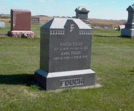 WILSON FOUCH, SIMEON + ANNA - Greene County, Iowa | SIMEON + ANNA WILSON FOUCH