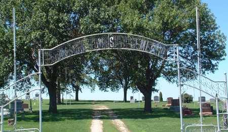 FRANKLIN TWP., CEMETERY - Greene County, Iowa | CEMETERY FRANKLIN TWP.