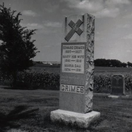 CONRAD GRIMES, MARY - Greene County, Iowa | MARY CONRAD GRIMES