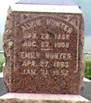 HUNTER, EMILY BLAKE - Greene County, Iowa   EMILY BLAKE HUNTER