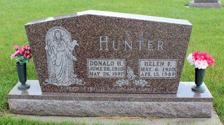HUNTER, HELEN F> - Greene County, Iowa | HELEN F> HUNTER