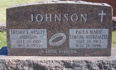 JOHNSON, PAULA MARIE - Greene County, Iowa   PAULA MARIE JOHNSON