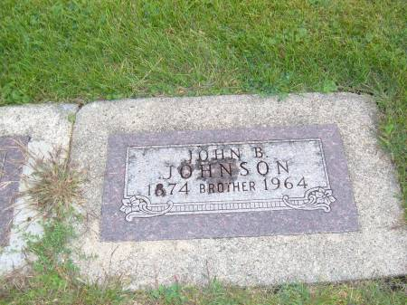 JOHNSON, JOHN B. - Greene County, Iowa | JOHN B. JOHNSON