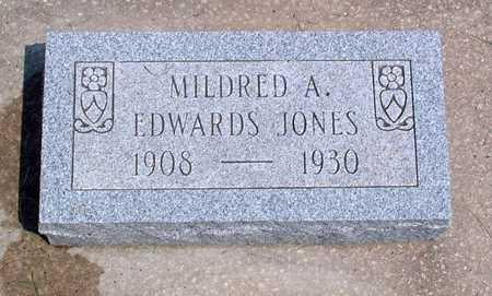 EDWARDS JONES, MILDRED - Greene County, Iowa | MILDRED EDWARDS JONES