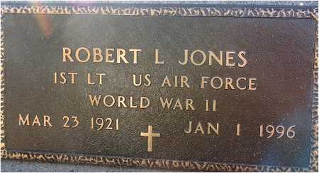 JONES, ROBERT L. - Greene County, Iowa   ROBERT L. JONES