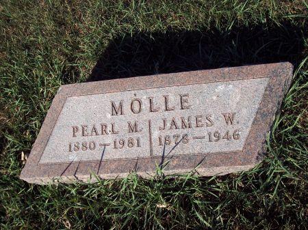 MOLLE, JAMES WILLIAM - Greene County, Iowa | JAMES WILLIAM MOLLE