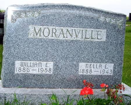 MORANVILLE, WILLIAM EUGENE - Greene County, Iowa | WILLIAM EUGENE MORANVILLE
