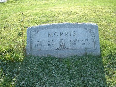 MORRIS, MARY ANN - Greene County, Iowa | MARY ANN MORRIS