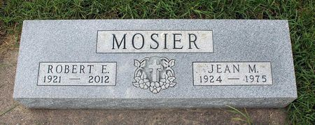 MOSIER, ROBERT E. - Greene County, Iowa | ROBERT E. MOSIER