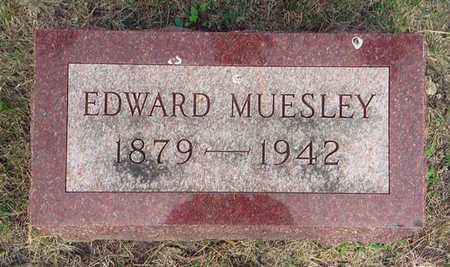 MUESLEY, EDWARD - Greene County, Iowa | EDWARD MUESLEY