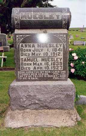MUESLEY, SAMUEL - Greene County, Iowa | SAMUEL MUESLEY