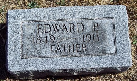 PHELPS, EDWARD P - Greene County, Iowa   EDWARD P PHELPS