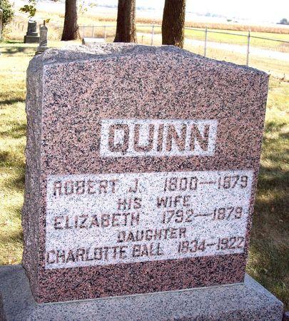 QUINN, ELIZABETH - Greene County, Iowa | ELIZABETH QUINN