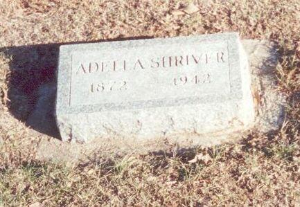 SHRIVER, ADELLA L. - Greene County, Iowa | ADELLA L. SHRIVER