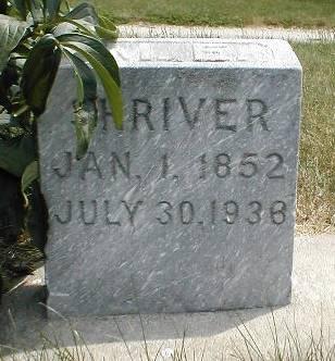 SHRIVER, MICHAEL ELWOOD - Greene County, Iowa   MICHAEL ELWOOD SHRIVER