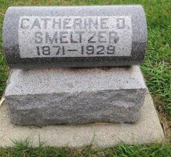 EHLERS SMELTZER, CATHERINE D. - Greene County, Iowa   CATHERINE D. EHLERS SMELTZER
