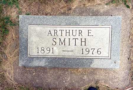 SMITH, ARTHUR E. - Greene County, Iowa | ARTHUR E. SMITH