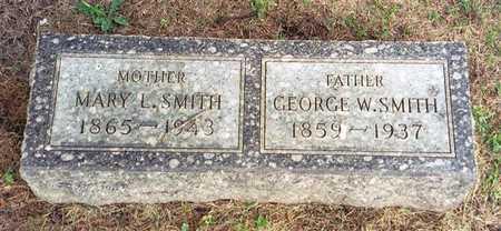 SMITH, MARY L. - Greene County, Iowa | MARY L. SMITH