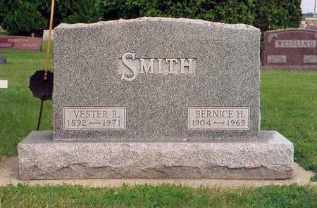 HARRIS SMITH, BERNICE H. - Greene County, Iowa | BERNICE H. HARRIS SMITH