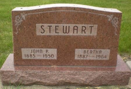 STEWART, JOHN P. - Greene County, Iowa | JOHN P. STEWART