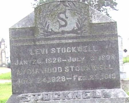 STOCKWELL, LYDIA - Greene County, Iowa | LYDIA STOCKWELL