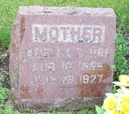 MILLER URE, ADELLA G - Greene County, Iowa   ADELLA G MILLER URE