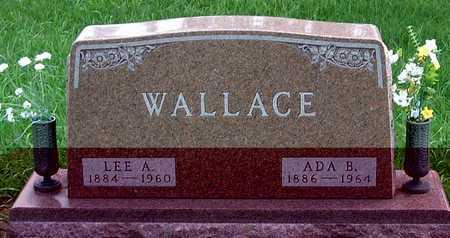 HUNTER WALLACE, ADA - Greene County, Iowa   ADA HUNTER WALLACE