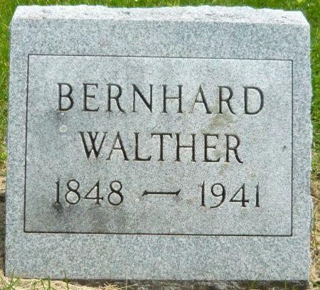 WALTHER, BERNHARD - Greene County, Iowa   BERNHARD WALTHER