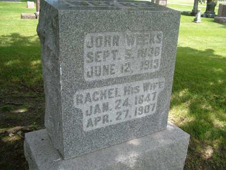 WEEKS, JOHN - Greene County, Iowa | JOHN WEEKS